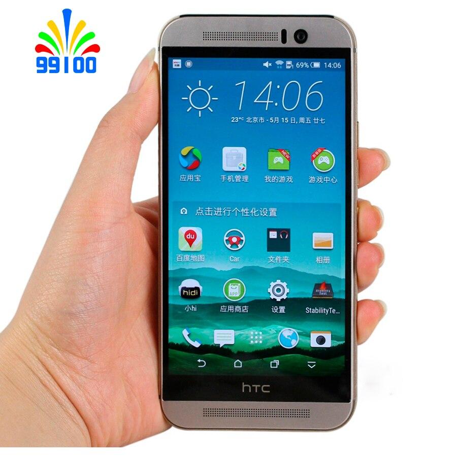 Teléfono móvil Original HTC ONE M9 5,0 pulgadas desbloqueado Qualcomm810 octa-core 3GB RAM 32 GB/64 GB