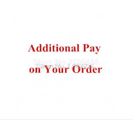 Extra Betalen Op Uw Bestelling