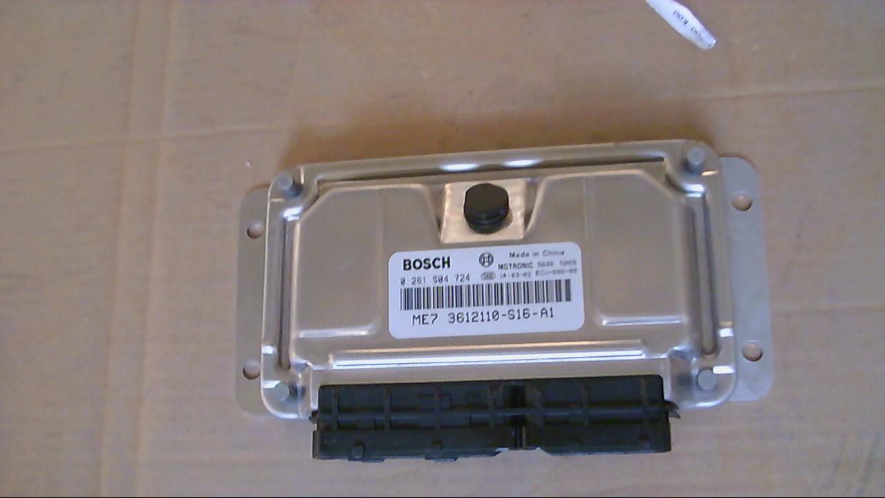 3612110-S16-A1 ecus ASSY-ENGINE para la gran pared FLORID