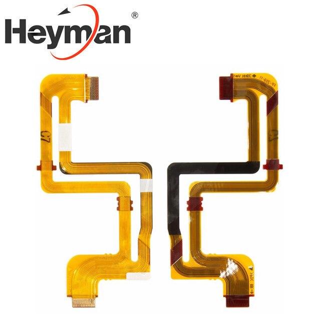 Cable plano Heyman para Sony HDR-HC1, HDR-HC1E, HDR-HC1EK, HDR-HC1K, HVR-A1C, HVR-A1E, HVR-A1J,...