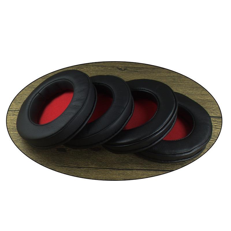 Sheepskin Protein Skin Foam Ear Pads Cushions for Sennheiser HD630 Headphones Earpads High Quality 11.21 недорого