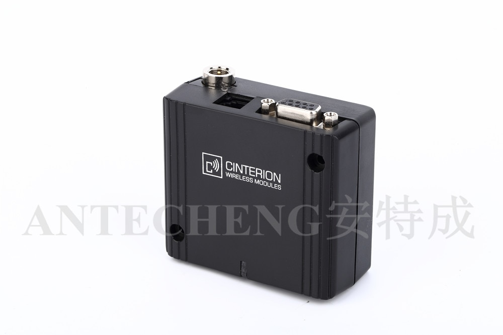 Módem industrial RS232 gsm Módem con GPRS MC55I CINTERION módulo módem 850/900/1800/1900MHZ
