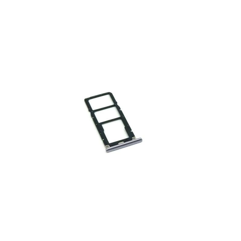 Nueva bandeja de la tarjeta SIM Slot Socket Adaptadores porta piezas de repuesto para Xiaomi Redmi S2 SIM y la bandeja de tarjeta TF adaptadores