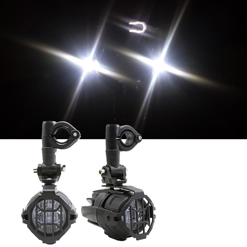 غطاء واقي لأضواء الضباب ، لسيارات BMW R1200GS F800GS / ADV AU وضوء الضباب