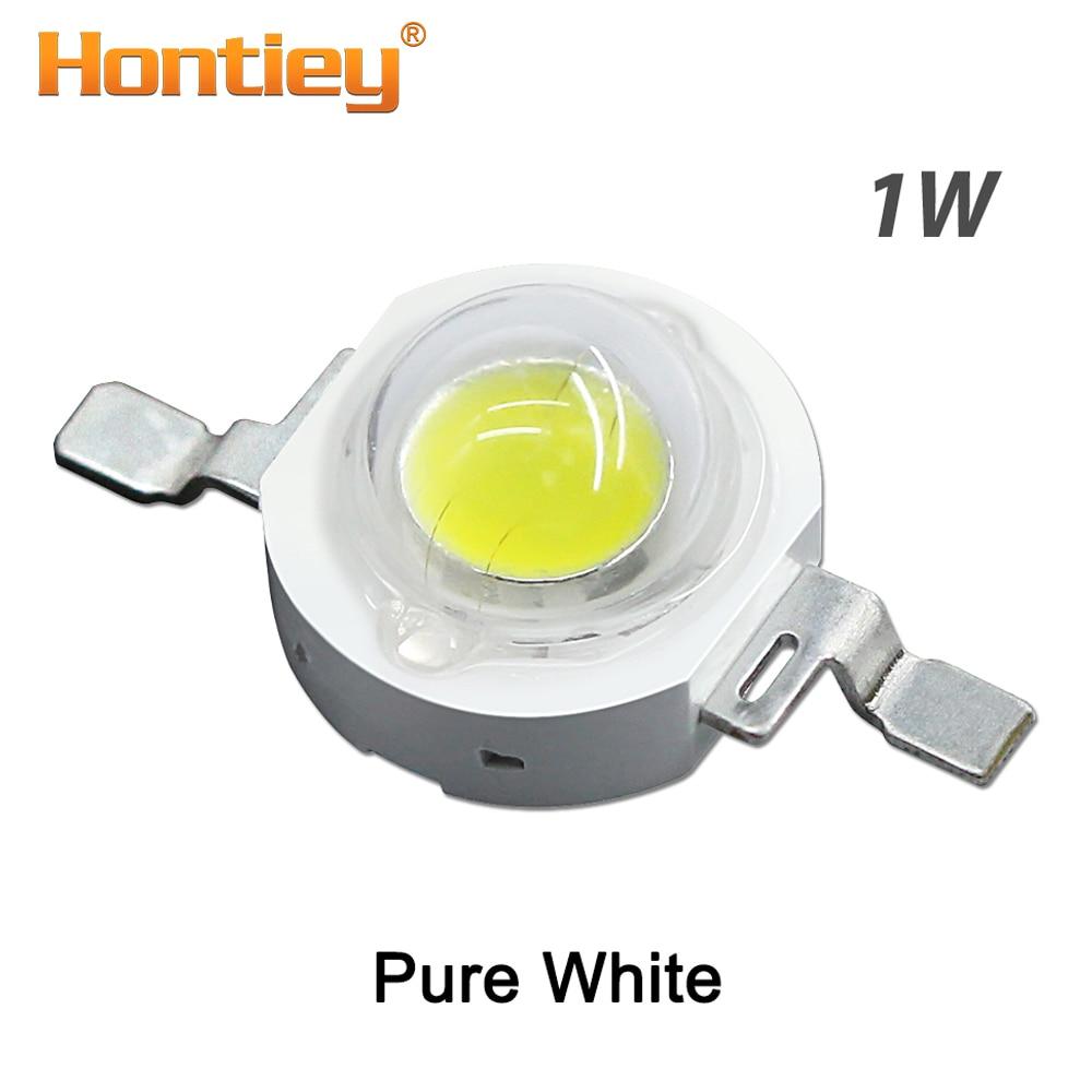 Lâmpada led de mel, 1w chip, branco, quente, vermelho, iluminação led, lâmpada diodo, diy, inundação, chip 3.2v lanterna holofote de contas v 3.4