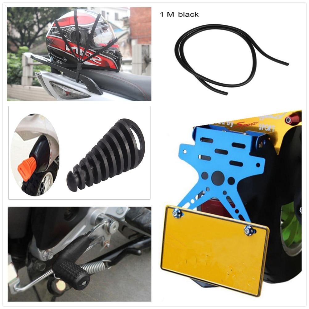 Motorcycle License Holder Shifter Case  Net exhaust Plug for Kawasaki Z1000 ZX10R ZX12R ZX6R ZX636R ZX6RR ZX9R NINJA 300 250R