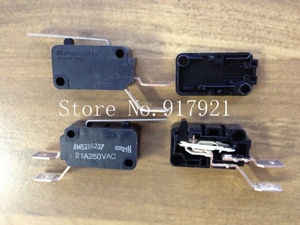 [ZOB] الأصلي الأصلي AM52162D7 مايكرو التبديل 21A250V قصيرة مقبض الحد التبديل حقيقية الأصلي-10 قطعة/الوحدة