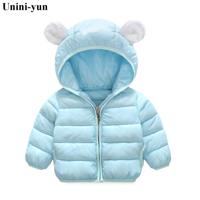 ¡NOVEDAD DE 2017! abrigo de Otoño Invierno para niños y niñas, chaquetas y prendas de vestir para bebés con estilo de dibujos animados, abrigo para niños