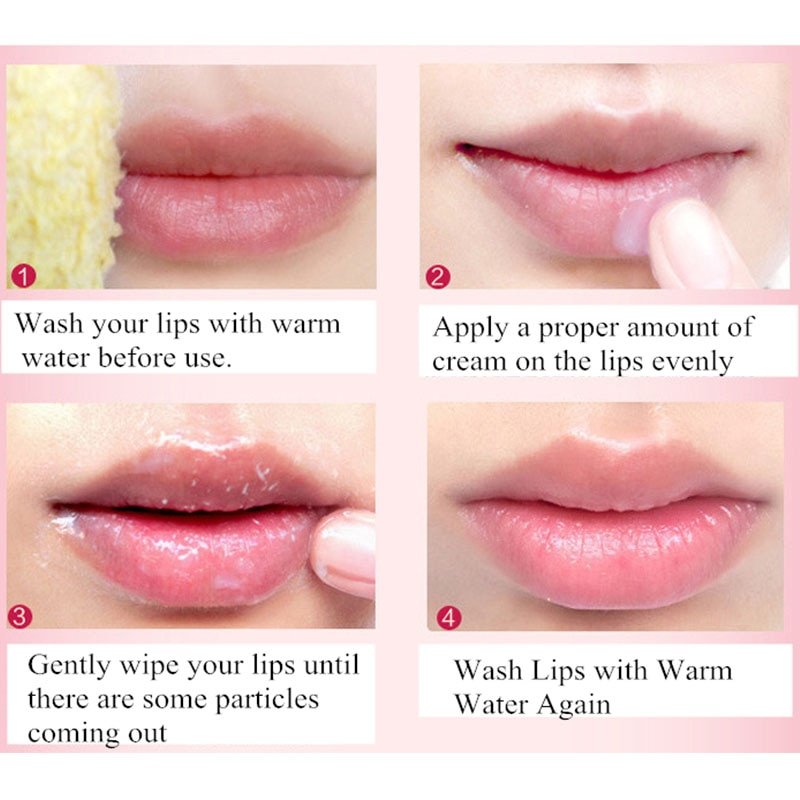 2018 New Professional Moisturizing Full Lips Cosmetics Remove Dead Skin MIXIU Brand Propolis Lip Care Exfoliating Lip Scrub