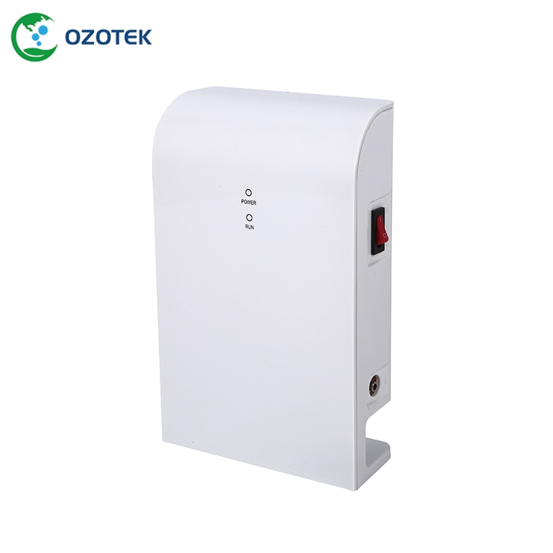 Household Ozonator Model TWO01 Used for Laundry 0.2-1.0 PPM (ozonated water concentration)