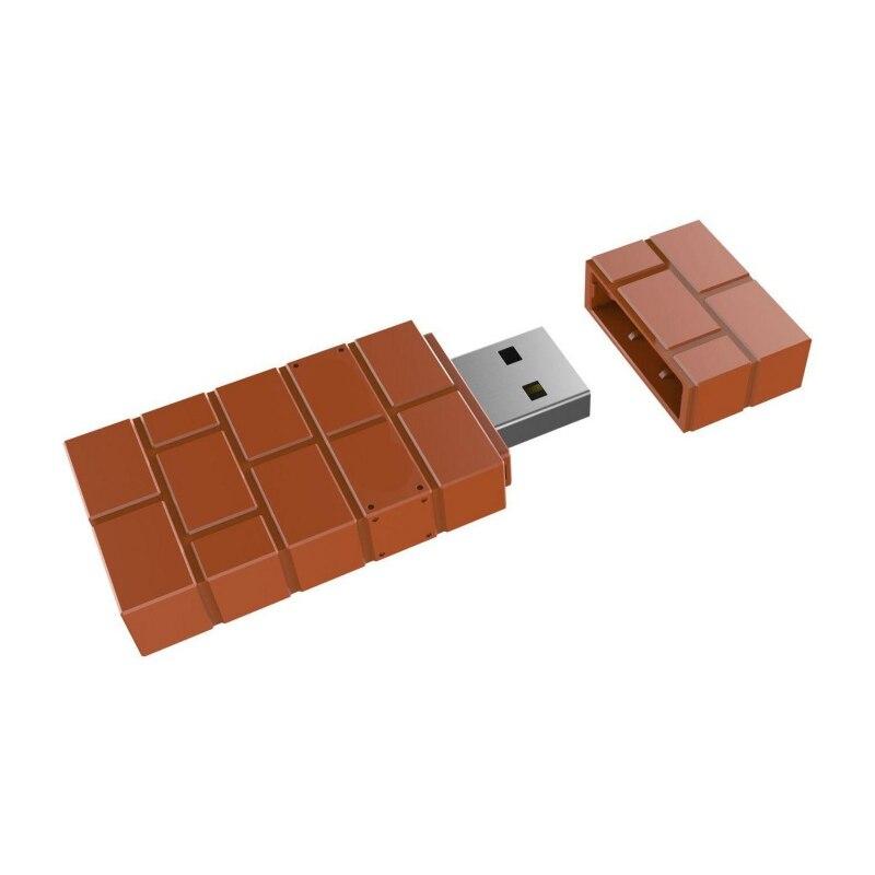 Новый беспроводной приемник USB 8 битдо поддерживает контроллер PS3 Xbox one для переключения для Windows, Mac, Raspberry Pi и Nintendo Switch