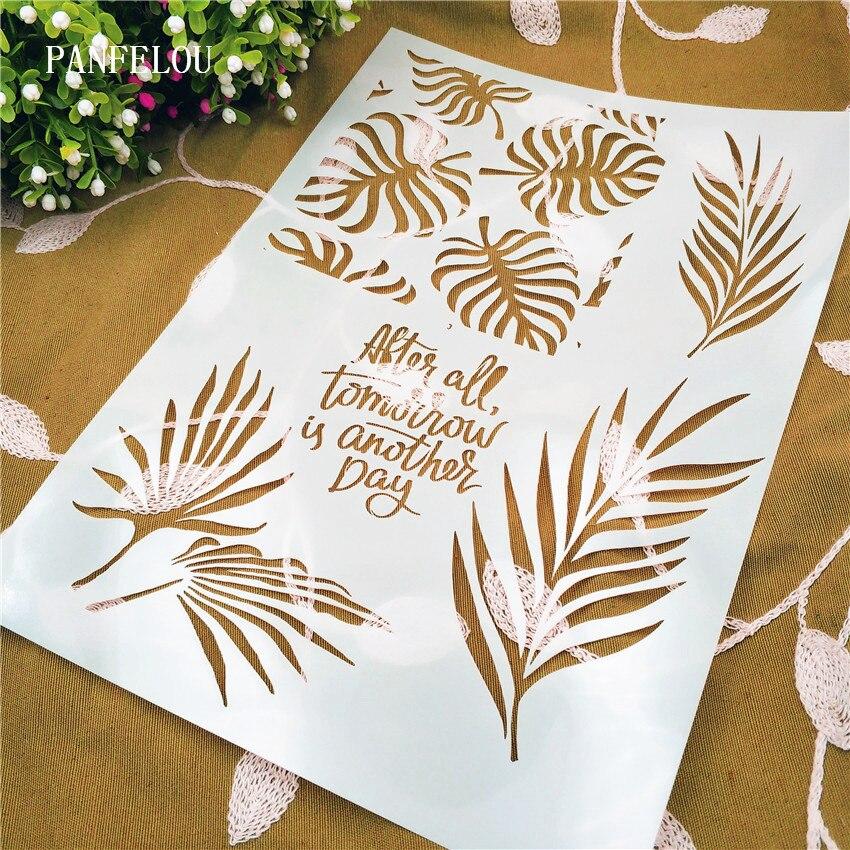 Hojas scrapbook plantillas spray plástico molde escudo DIY pastel hueco embellecimiento impresión regla de lazo San Valentín
