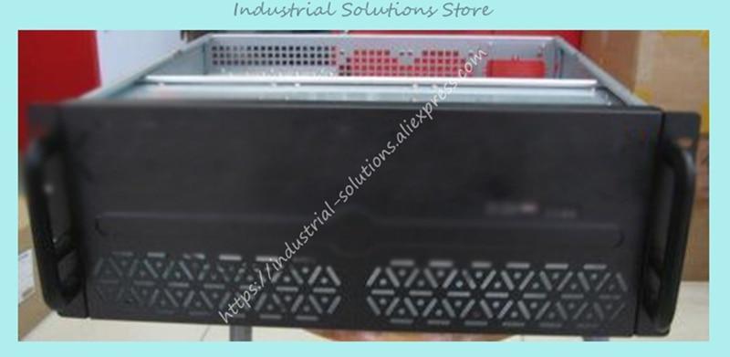 New 4U Short Industrial Computer Case Server Computer Case 12x13 Big Motherboard