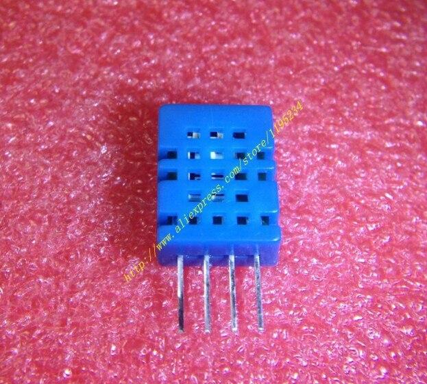 5 unids/lote DHT-11 sonda del sensor Digital de temperatura y humedad DHT11 de la mejor calidad