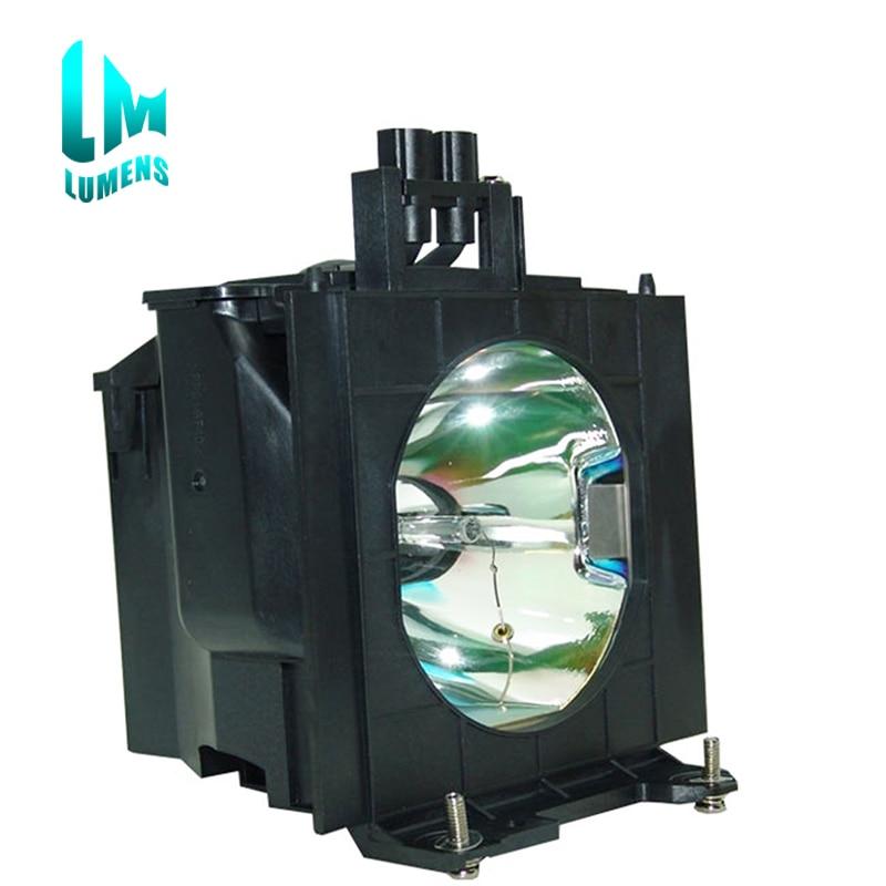 REPUESTO ET-LAD55 de alta calidad para Panasonic PT-D5500 PT-DW5000 PT-D5600UL PT-D5500U PT-D5500UL lámpara de proyector con carcasa