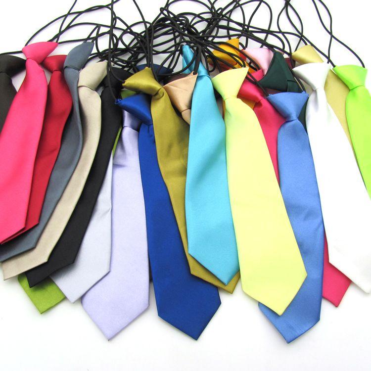 ربطة عنق مطاطية من الساتان للأطفال ، 66 لونًا ، 500 قطعة ، بالجملة ، جودة عالية ، موضة جديدة 2017 ، للأطفال ، الأولاد ، الزفاف
