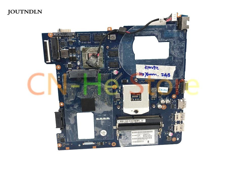 JOUTNDLN para SAMSUNG NP350V5C QCLA4 placa base de computadora portátil LA-8861P BA59-03542A BA59-03553A BA59-03538A BA59-03393A HD 7600 M 2g GPU
