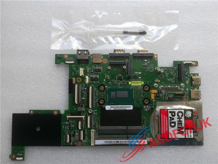 حقيقي لـ Dell Latitude 14 وعرة 5404 لوحة نظام اللوحة الأم مع I3-4030U N9H91 0N9H91 100% TESED OK