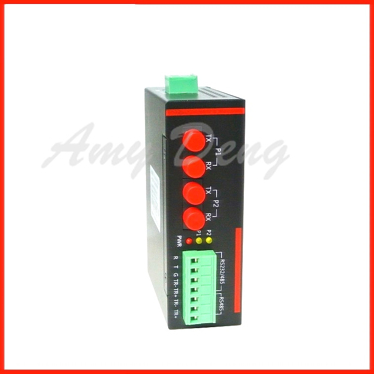 IDM-3182 RS485 switched fiber 485 fiber cascaded series fiber converter 485/232 fiber relay