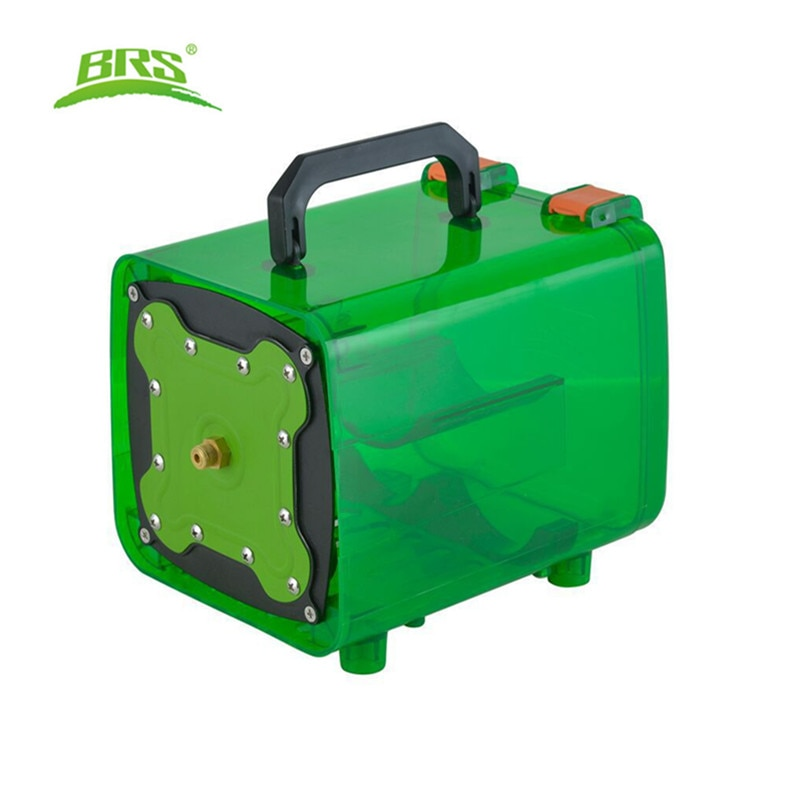 BRS-Q5 conector Universal pícnic al aire libre, Unidad de tanque de Gas de viaje para Camping, unidad de Gas para Camping