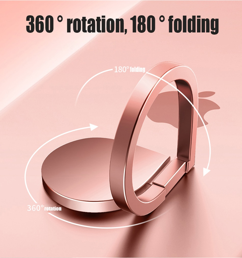 Universal gotas de agua anillo de dedo titular del teléfono móvil soporte para smartphone para Zopo Flash X Plus héroe C2 C3 F1 F2 F3 F5 S5