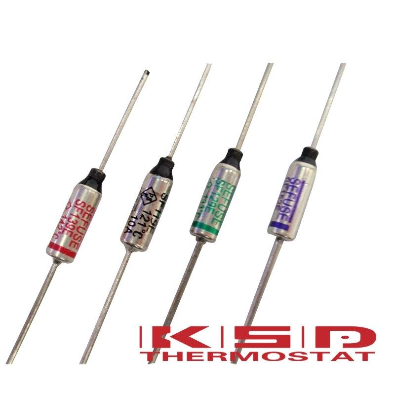20 piezas SF214Y 216C Tf 216 RY216 SEFUSE shorts fusible térmico 15A250V Kit de surtido de SF152Y SF76Y SF113Y SF91Y SF96Y SF188Y SF240Y