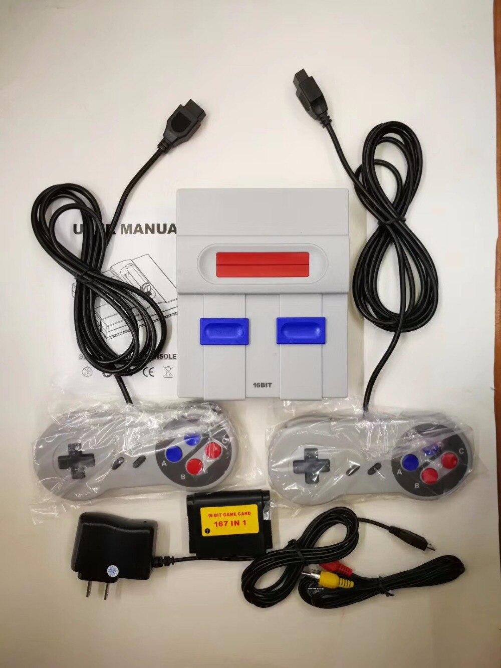 DHL 20 pçs/lote mini MD16 SG-105 16BIT jogos familiares de saída AV TV console de vídeo game com livre 167 jogos sega jogos pode inserir cartão