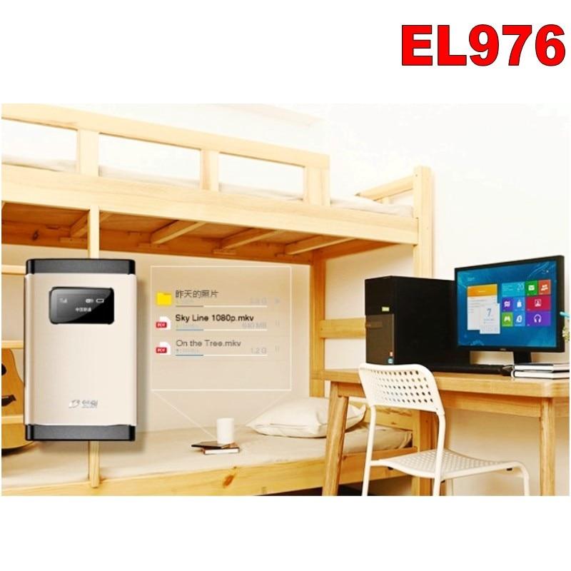 الكثير من 10 قطعة الملك EL976 4G اللاسلكية راوتر إدراج سيم بطاقة ثلاثة المحمولة واي فاي
