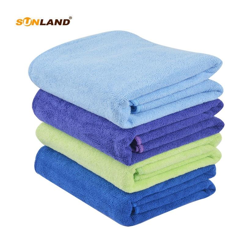 81.3X152.5 Microfiber Bath Sheet Beach Towel Microfibre Absorbent Travel Swimming gym Sports Workout Towel