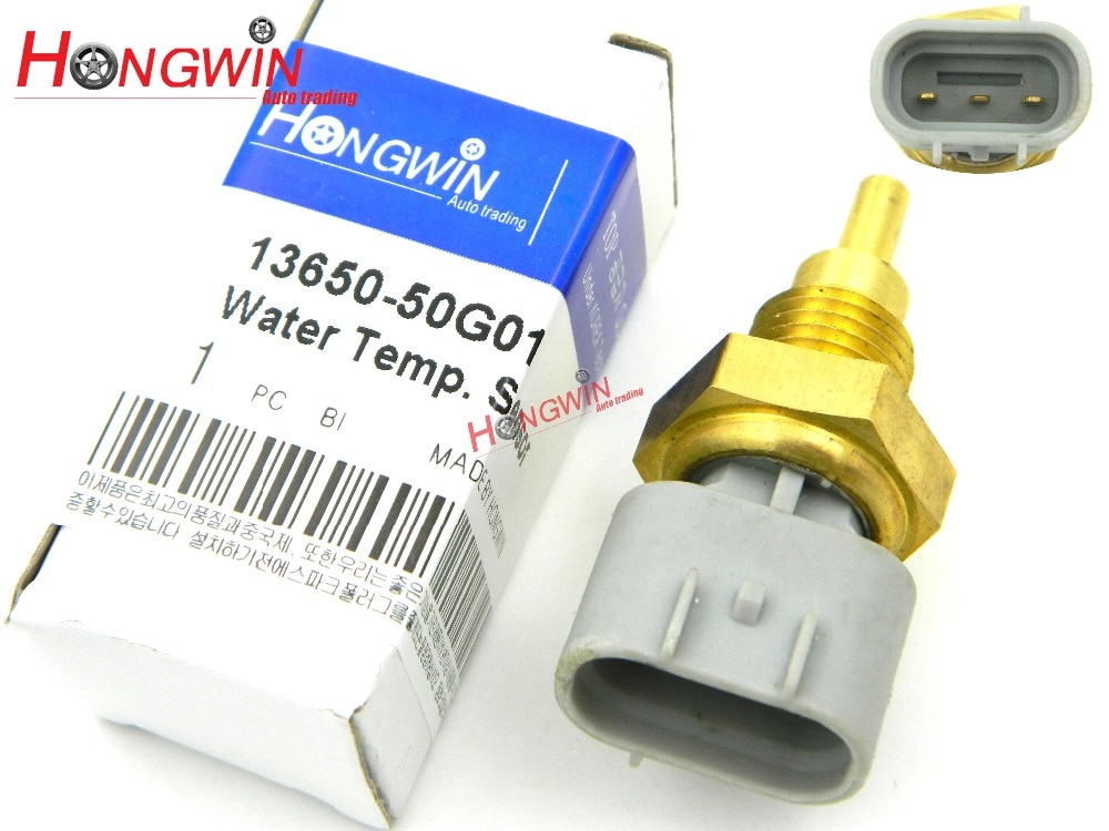 13650-50G01, 13650-50G00, 13650 50F01 датчик температуры воды охлаждающей жидкости подходит для Suzuki Carry 80-15, XL-7, Vitara, Grand Vitara, esete,