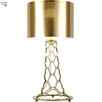 Nordic Simple Creative Led Table Lamps Living Room Bedroom Study Art Decoration Romantic Atmosphere Modern Fashion Desk Light