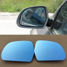 Feux de retournement rétro-Angle   Pour Skoda Superb rétroviseur de voiture superbe, Hyperbola, miroir bleu, flèche,