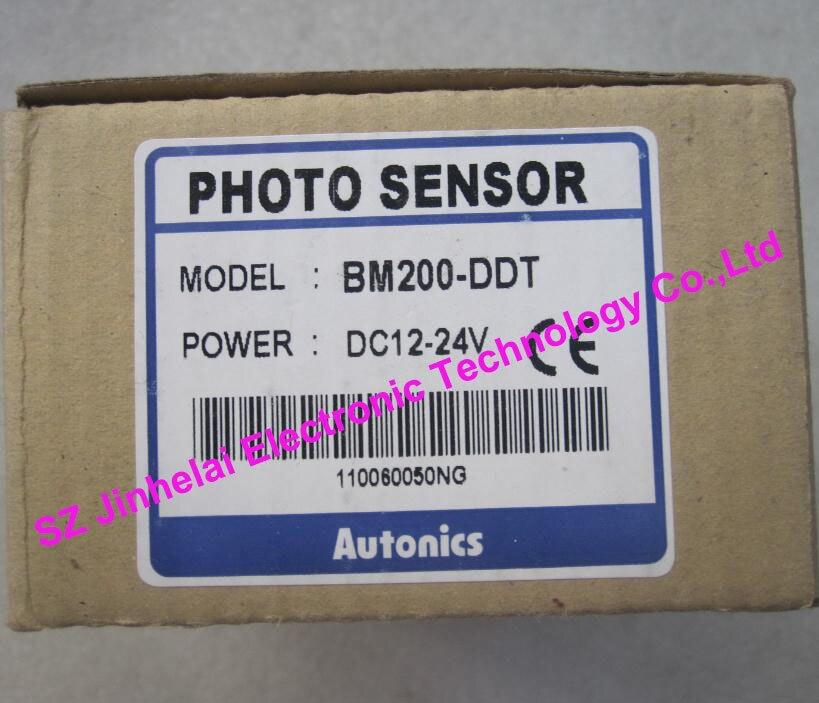 New and original  BM200-DDT   AUTONICS   Diffuse reflection type photoelectric sensor