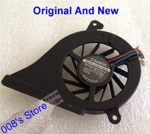 Ordinateur portable CPU Refroidisseur Ventilateur Pour Samsung X05 X10 X15 X30 M40 M50 GC054007VH-8 V1.M.B403 Y0315 5V 0.5W 3 Broches Connecteur Radiateur