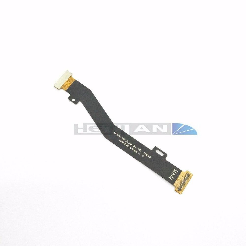 NOVO para Lenovo Z2 Placa Principal Motherboard Ribbon Cable Flex Conexão Componente da Placa de Substituição de Peças de Reposição