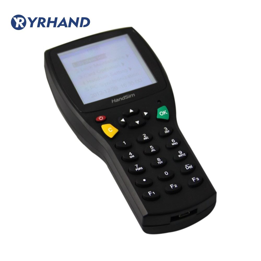 Data collector for Electronic RFID Hotel Door Lock System