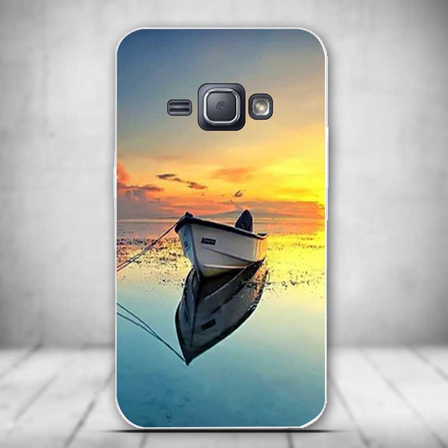Nowy do samsung galaxy j1 2016 case miękkiego silikonu tpu powrót telefon pokrywa case do samsung galaxy j1 j 1 j120 j120f coque funda 17