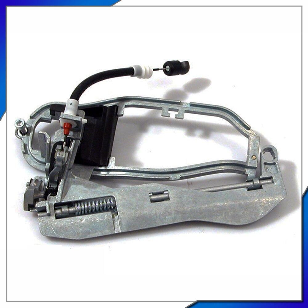 Автомобильные аксессуары, боковые, передние, боковые, дверные ручки, переноска 51218243616 для BMW E53 X5