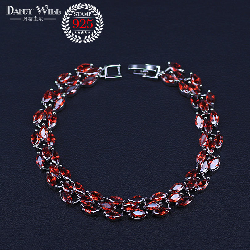Luxo prata cor jóias acessórios de noiva forma folha cz cristal pedra casamento pulseiras & pulseira para noivas