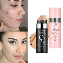 Air Cushion CC Cream Roller Design Bare Whitening Isolation Concealer Moisturizing Face Foundation Makeup
