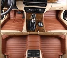 Meilleur! Personnalisez les tapis de sol spéciaux de voiture pour Mercedes Benz classe E Coupe 2015-2009 tapis de salon parfaitement ajustés durables, livraison gratuite