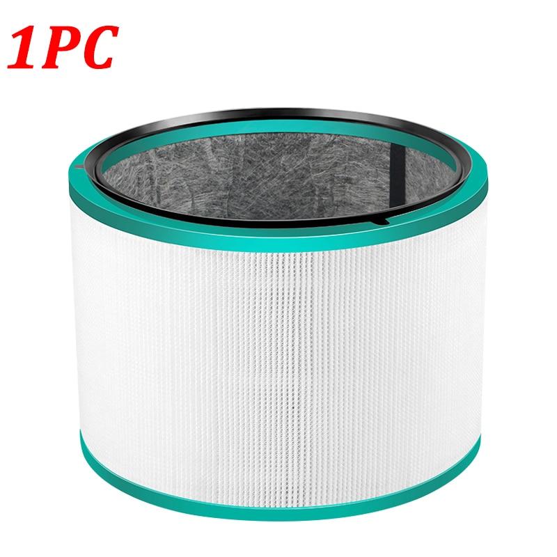 1 pc filtro hepa de ar para dyson hp00 hp01 hp02 hp03 dp01 dp03 purificador ar mais limpo peças acessórios filtros poeira