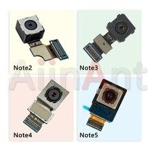 Original pour Samsung Galaxy Note 2 Note 3 N900 N9005 Note 4 N910F N910C Note 5 N920f N920C principal arrière caméra câble flexible