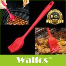 WALFOS brosses à pâtisserie en Silicone BBQ   Brosse à huile pour gâteau bbq, brosse pour barbecue, brosse de basage en Silicone résistant à la chaleur