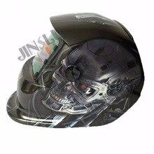 무료 배송 솔라 자동 어둡게 tig mig mma 전기 용접 마스크 헬멧