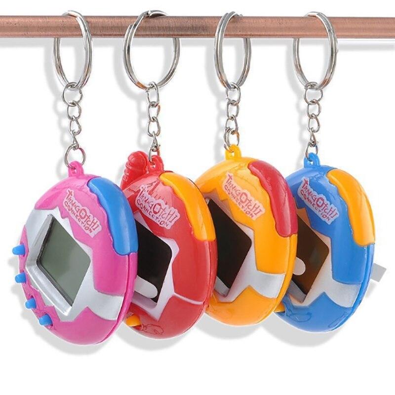 Máquina electrónica creativa para mascotas, rompecabezas Virtual para mascotas, máquina de juego Micro-desarrollo, juguetes educativos para niños