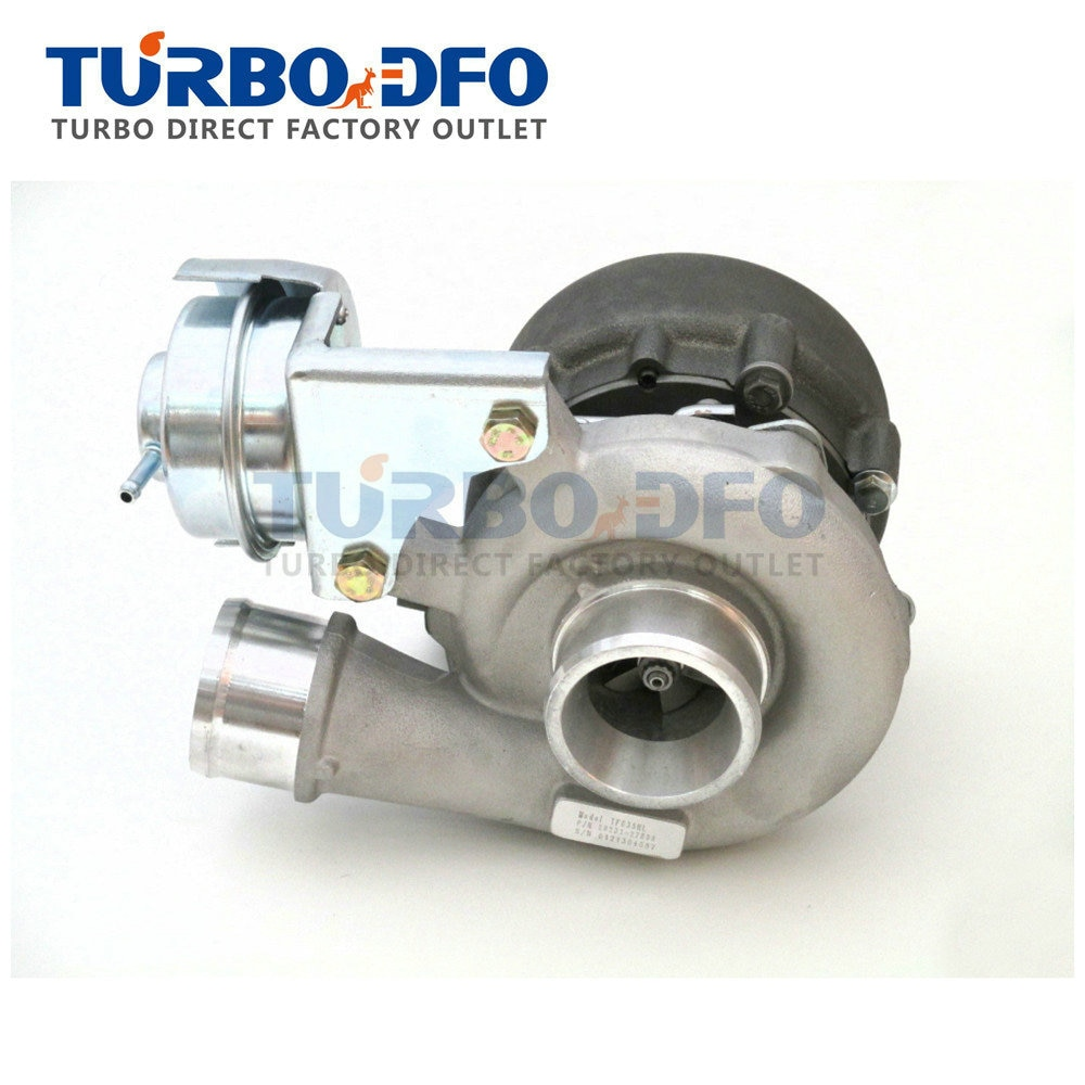 Turbocharger TF035 turbo completo 49135-07302/49135-07100/28231-27800 para Hyundai Santa Fe 2.2 CRDI D4EB 150HP/110KW 2005-