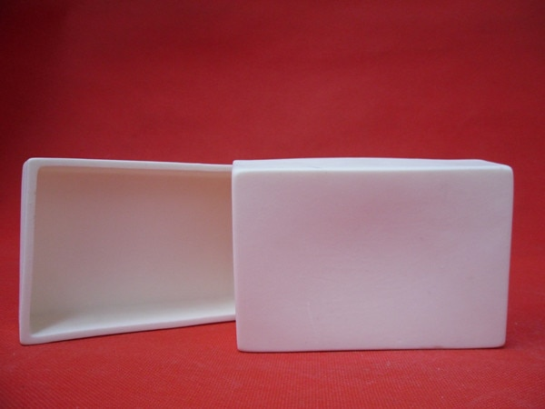 120x80x40mm 99.5%Al2O3 High Purity corundum crucible / Al2O3 ceramic crucible / Sintered crucible /Alumina Ceramic Boat