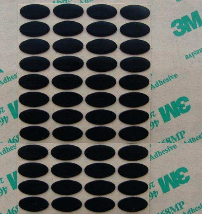 40pcs/pack TEFLON Mouse Feet MOUSE SKATES PADS - For Logitech M215 / M310 / M325