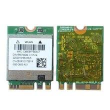 DW1560 6xryc 802,11 AC 867 Мбит/с Bluetooth 4,0 WIFI WLAN карта NGFF для Dell XPS 13 9343 Broadcom BCM94352Z Toshiba Acer